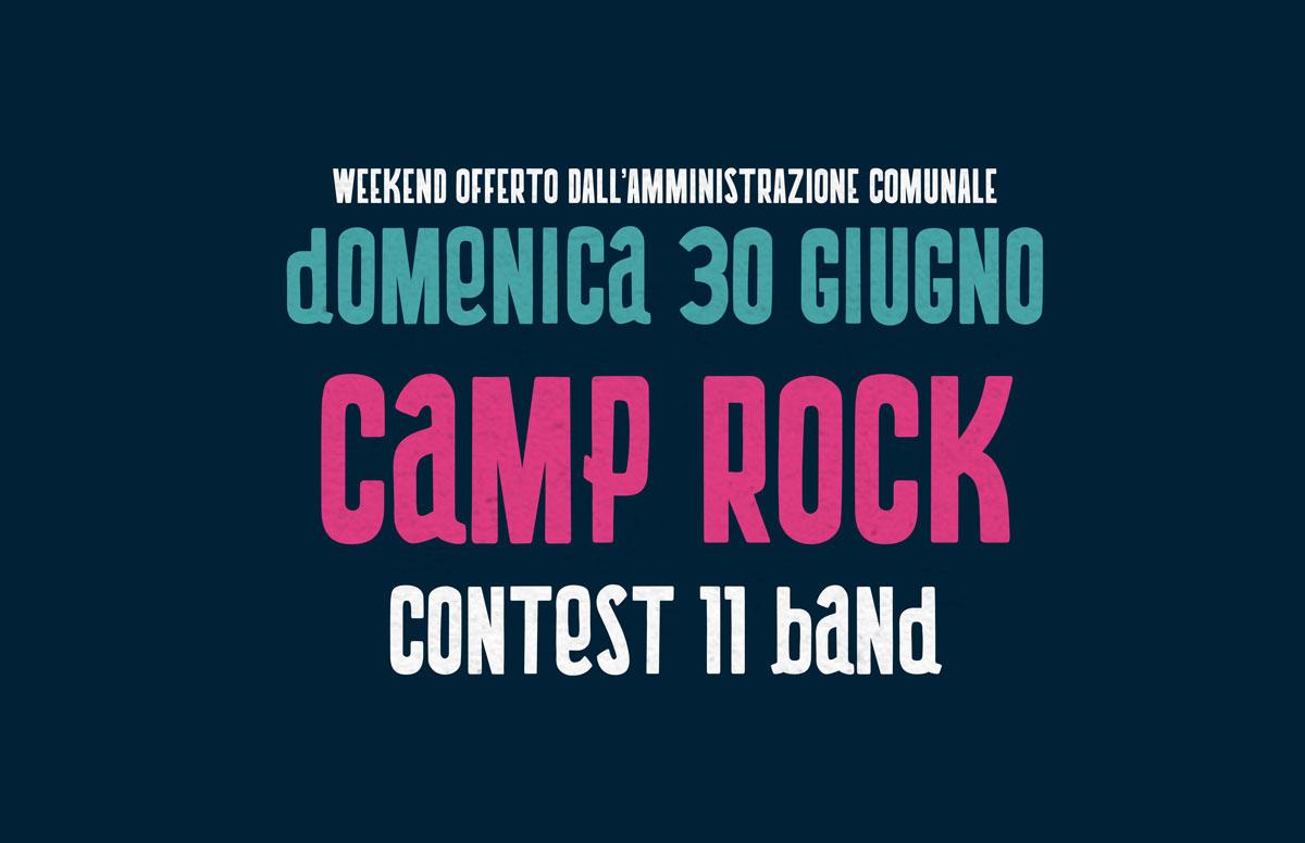 Casorate Sound Fest 2019 - Camp Rock